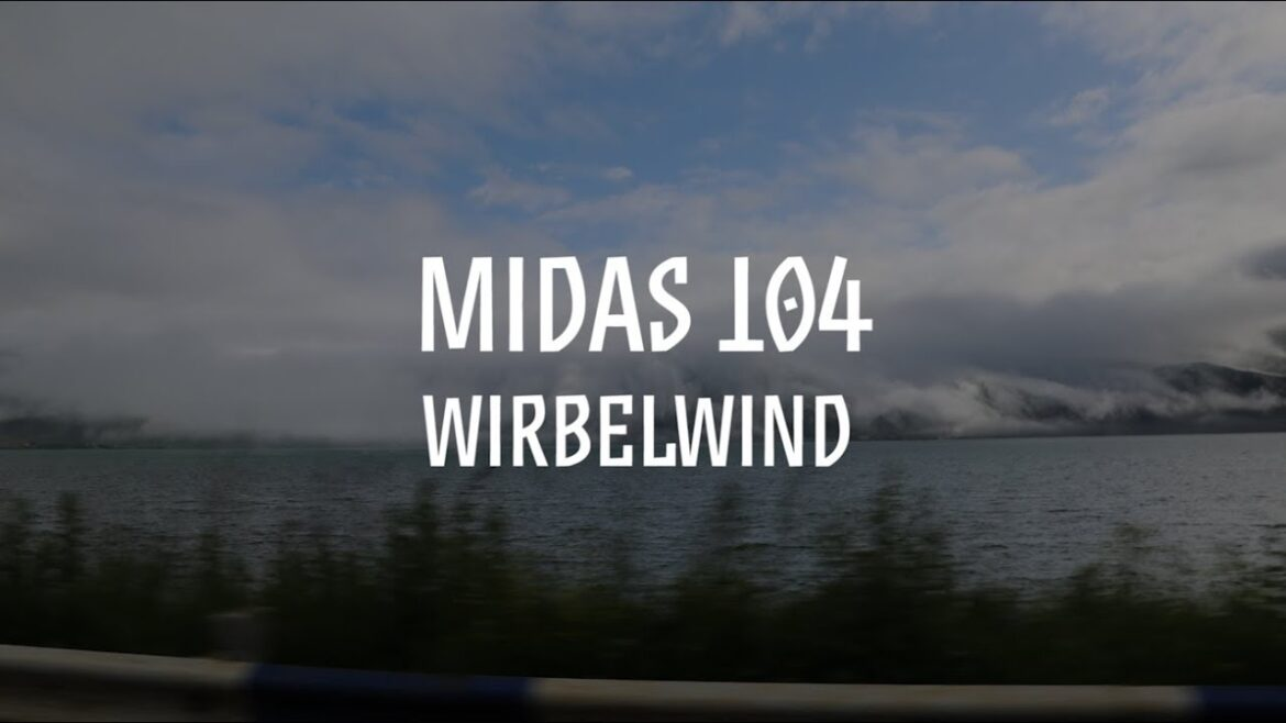 Midas 104: Wirberlwind / Coming out 24.08.2018