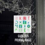 Giza Djs - Primal Rage