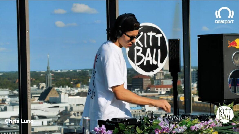 Chris Luno - 15 Years Kittball Records x @Beatport Livestream