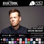 Electrik Playground 25/10/20 inc Kevin McKay Guest Session