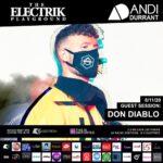 Electrik Playground 8/11/20 inc Don Diablo Guest Session