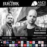 Redondo - Electrik Playground Guest Session September 2020