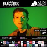 JLV - Electrik Playground Guest Session November 2020