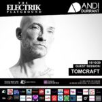 Electrik Playground 18/10/20 inc Tomcraft Guest Session
