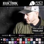 Electrik Playground 15/11/20 inc Freejak Guest Session