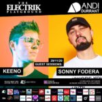 Electrik Playground 29/11/20 Keeno & Sonny Fodera Guest Sessions