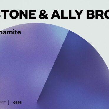 Joe Stone & Ally Brooke - Feeling Dynamite (Guz Remix) [Official Audio]