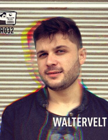 ER032 - Ellum Radio by Maceo - Waltervelt Guest Mix
