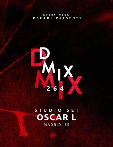 264_Oscar L Presents - DMix Radioshow - Studio Set