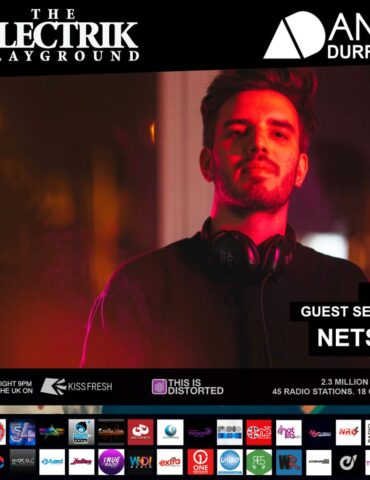 Electrik Playground 17/1/21 inc Netsky Guest Session