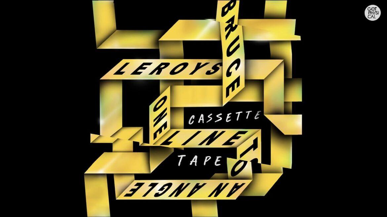 Bruce Leroys - Cassette Tape