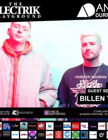 Billen Ted - Electrik Playground Guest Session March 2021
