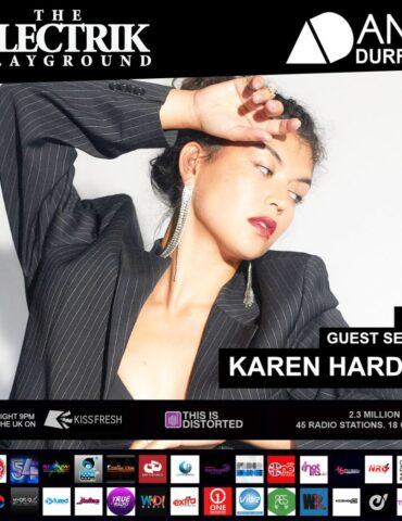 Electrik Playground 21/3/21 inc Karen Harding Guest Session