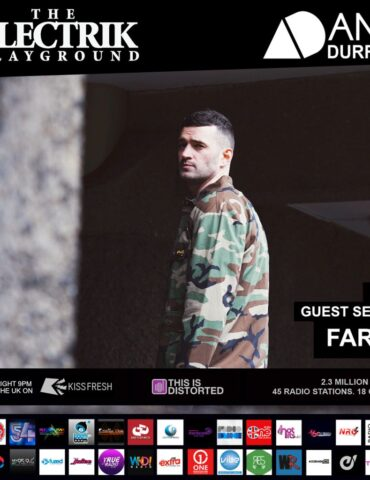 Farius - Electrik Playground Guest Session March 2021