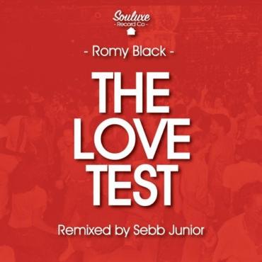 Romy Black - The Love Test (Original Mix)