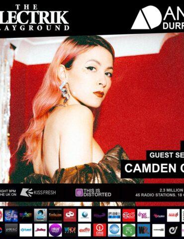 Camden Cox - Electrik Playground Guest Session April 2021