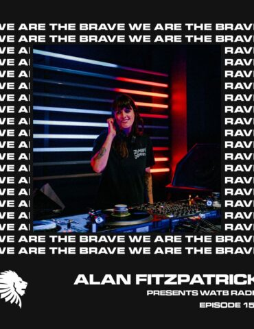 We Are The Brave Radio 158 (Studio Mix From Cinthie)