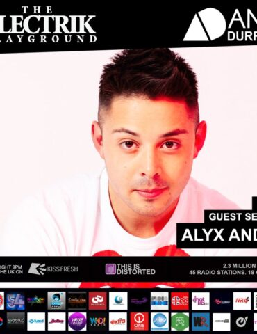 Alyx Ander - Electrik Playground Guest Session May 2021