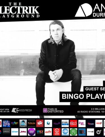 Electrik Playground 16/5/21 inc Bingo Payers Guest Session