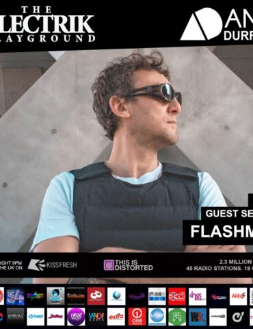 Electrik Playground 23/5/21 inc Flashmob Guest Session