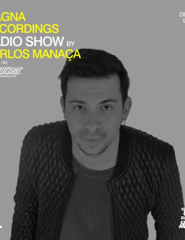 Magna Recordings Radio Show by Carlos Manaça 165 | DiPhill [Lisbon]