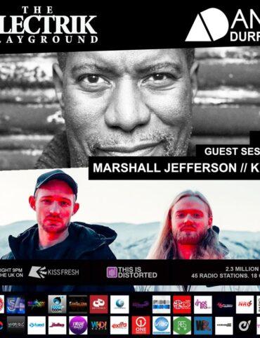 Electrik Playground 6/6/21 inc Kream & Marshall Jefferson Guest Sessions