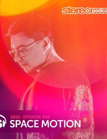 SPACE MOTION   Stereo Productions Podcast 416