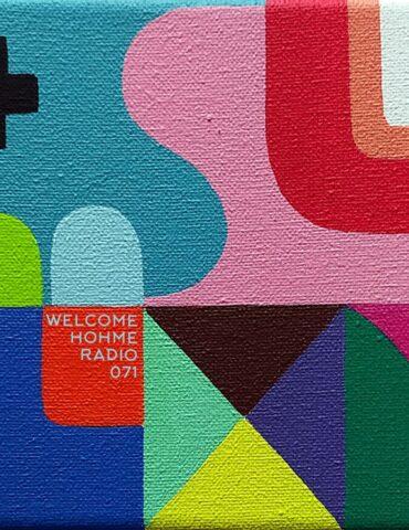 Welcome Hohme Radio 071 // Claudiu Adam // Guest Mix 008