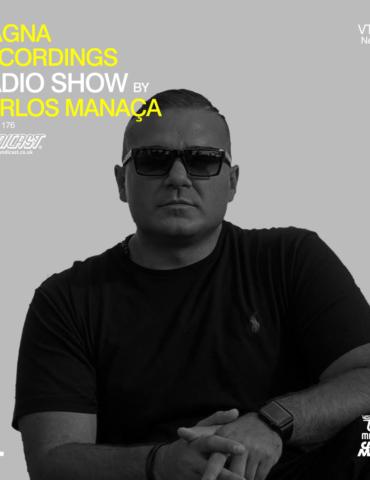 Magna Recordings Radio Show by Carlos Manaça 176   VTONE [New York]