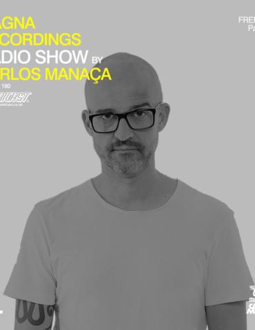 Magna Recordings Radio Show by Carlos Manaça 180 | Frenetik (Palmela) Portugal